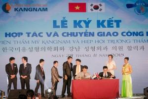 Kangnam – Bệnh viện Thẩm mỹ tiêu chuẩn Hàn Quốc đầu tiên Việt Nam