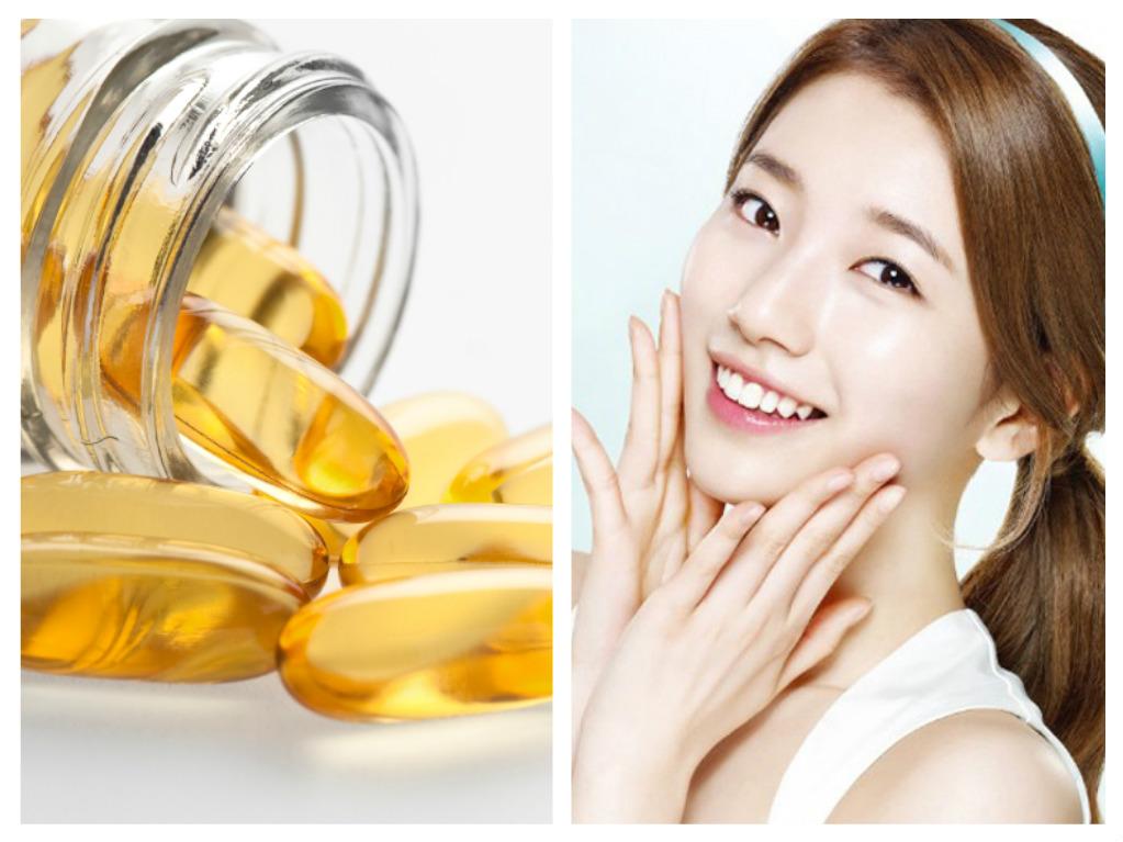 Cách trị mụn thâm đen bằng vitamin E hiệu quả