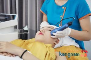 Trị mụn đầu đen tại Kangnam bằng công nghệ nào?