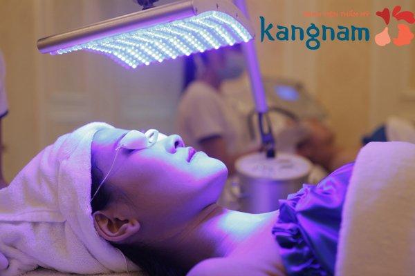 ánh sáng led công nghệ nano skin