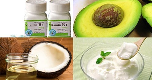 Bật mí công thức trị mụn bằng vitamin B1 4