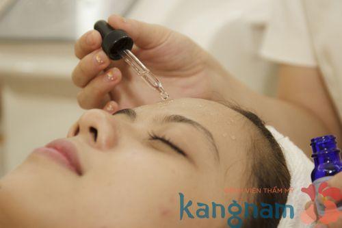 chữa trị mụn bằng CN nano skin 6