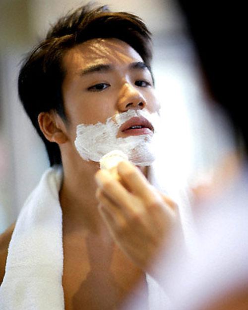 Bày cách trị mụn đầu đen hiệu quả cho nam giới 2
