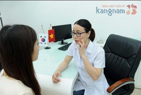 Kangnam trị mụn tận gốc thành công cho hàng ngàn khách hàng