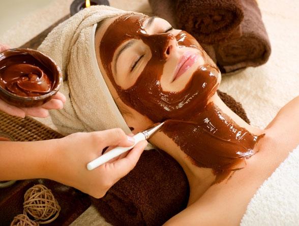 Thử kích ứng trước khi dùng mặt nạ trị mụn đầu đen Skinfood3