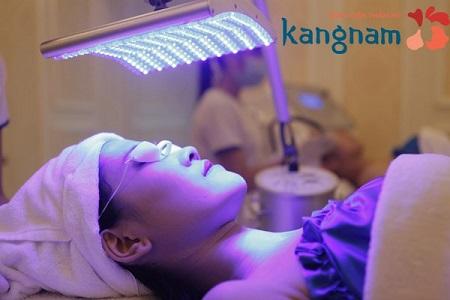 quy trình điều trị mụn bằng công nghệ nano skin 7