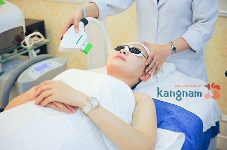 quy trình điều trị mụn bằng công nghệ nano skin 3