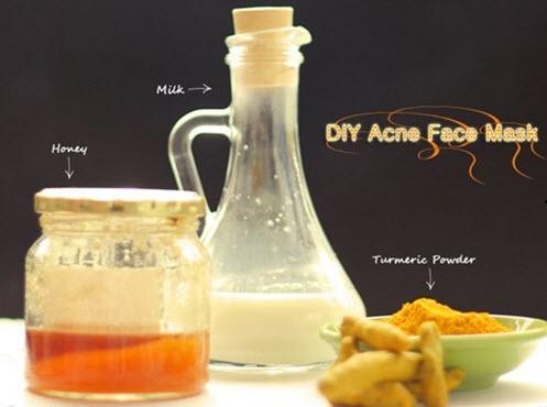 Mách bạn 3 cách làm kem trộn trị mụn từ thiên nhiên 3
