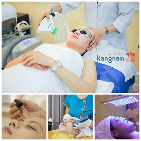 trị mụn nano skin 3