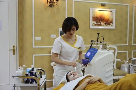 điều trị mụn cám bằng oxy-led có an toàn không 5