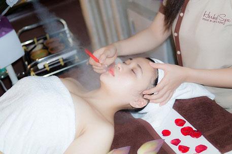 Herbal Spa trị mụn hiệu quả tại Đà Nẵng