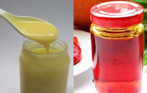 mặt nạ sữa ong chúa dầu gấc
