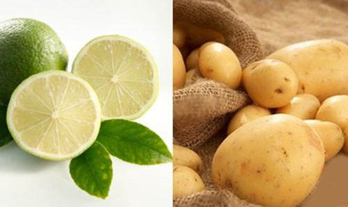 mặt nạ khoai tây có tác dụng gì